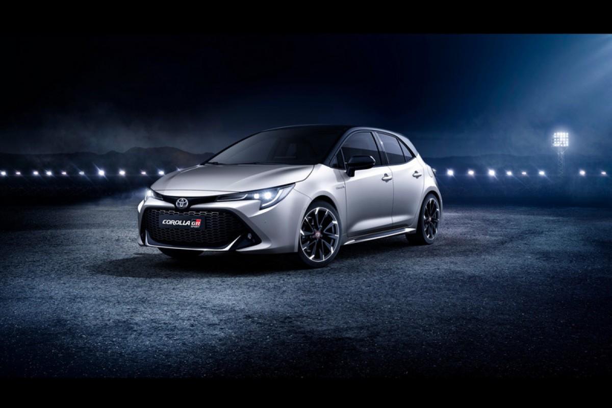 據傳Toyota GR Corolla除有300匹外,2023年還會有氫動力車型