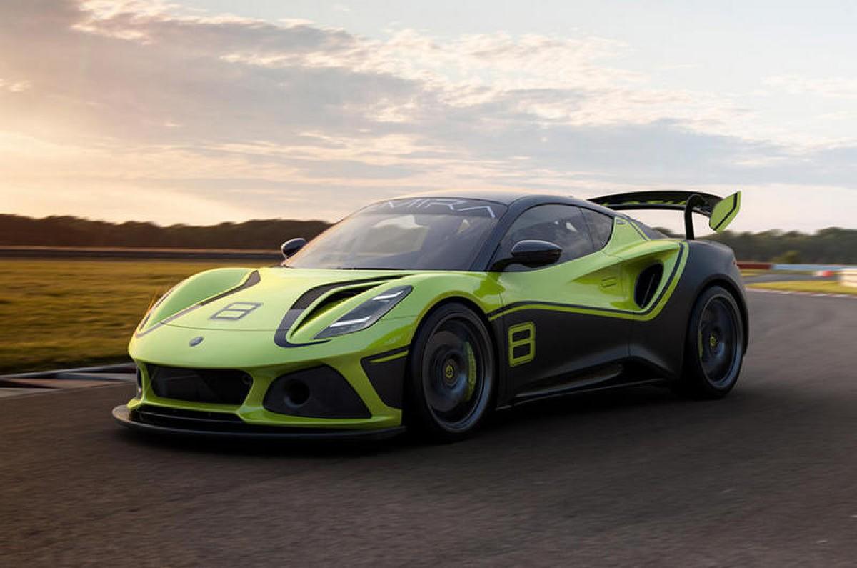 減重145公斤輕量化賽道版Lotus Emira GT4登場