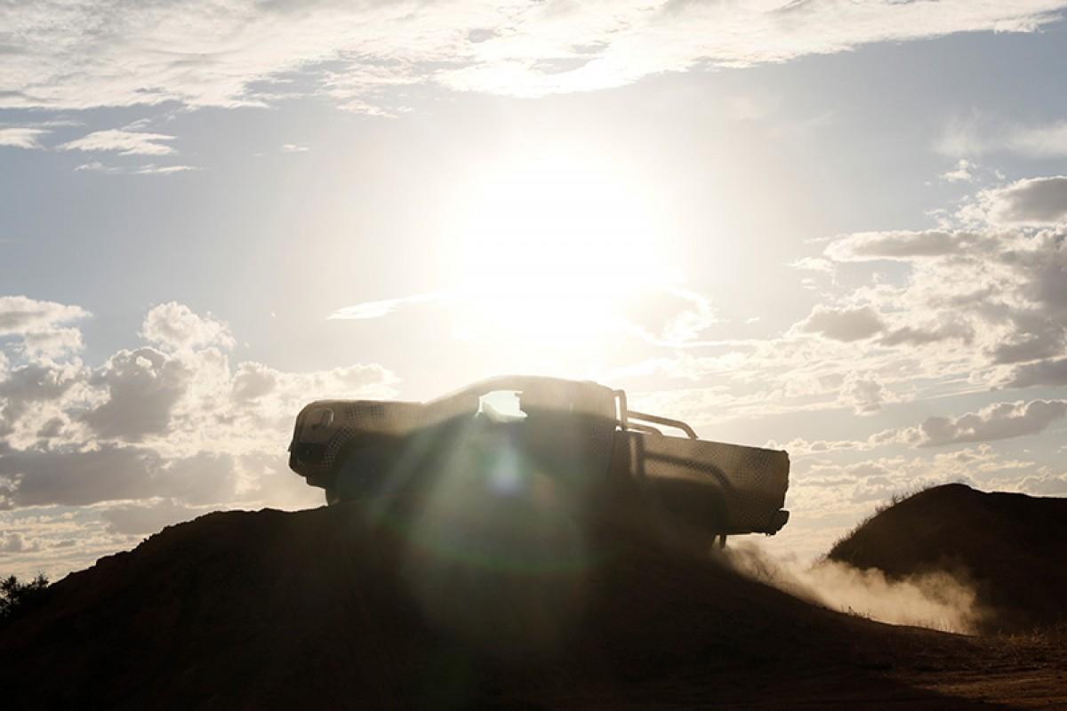 Ford正式公布下一代Range首波宣傳影片!