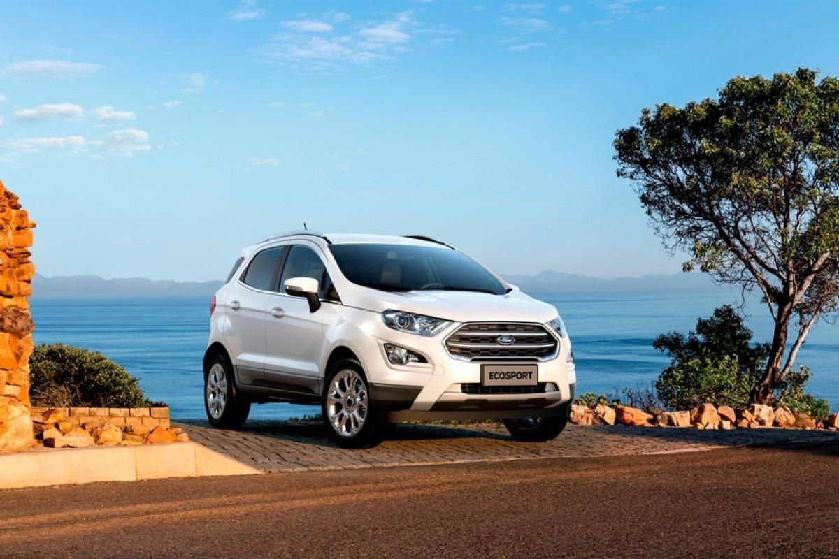 Ford EcoSport 2022年退出北美市場