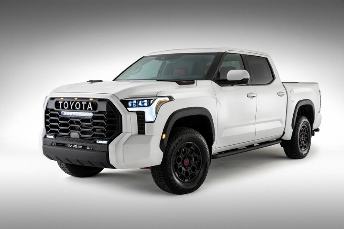 這次是Toyota Tundra最後一次預告,下一次就是在9/19發表
