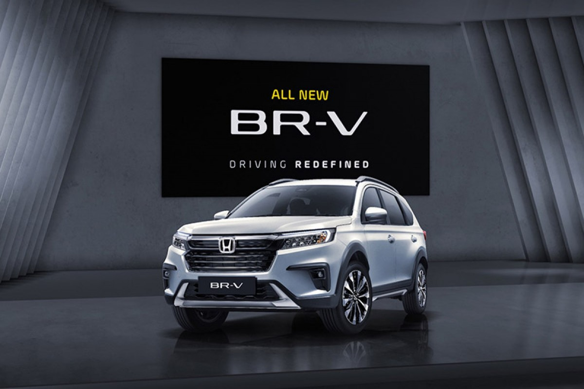 特定地區獨有之七人座CUV ─ Honda全新第二代BR-V正式亮相!