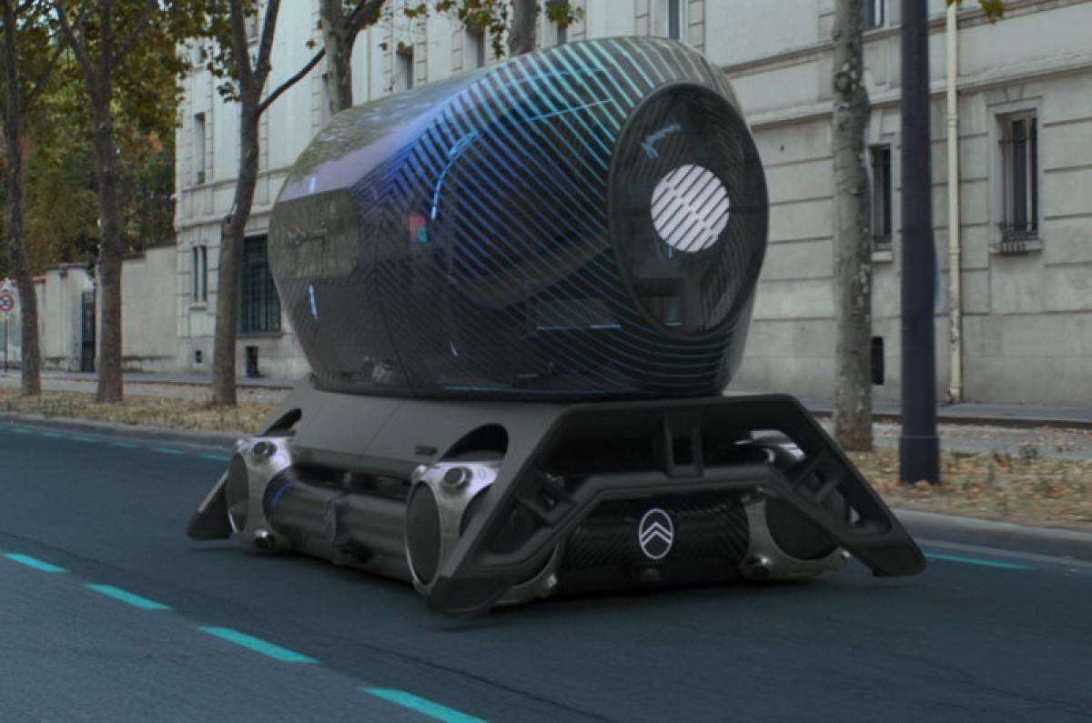 Citroen Urban Collectif 演繹未來都會移動新概念
