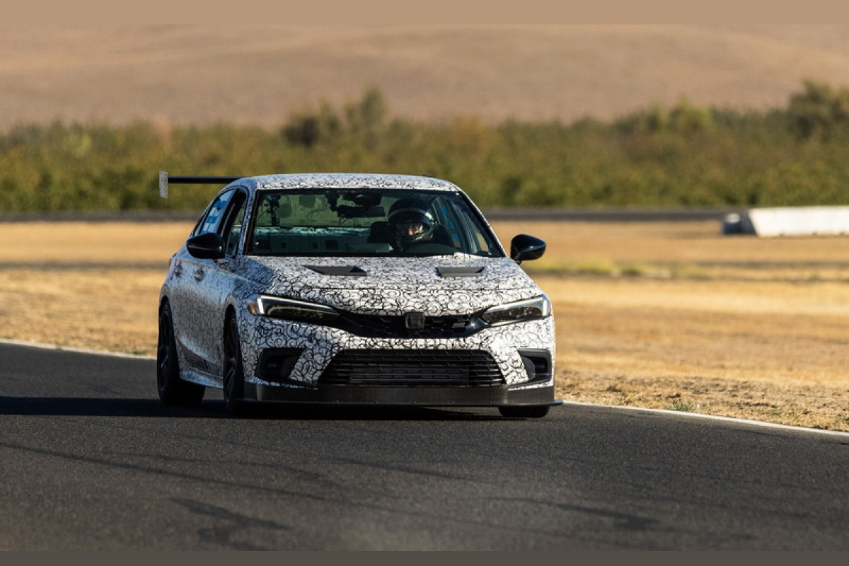 性能二哥Honda Civic Si上路測試,預告12月現身Thunderhill 25小時耐久賽