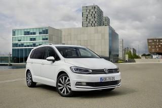▲Volkswagen Touran榮膺權威市調機構IHS Automotive評核為歐洲年度MPV車款之銷售冠軍