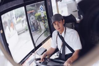 劉冠廷在《消失的情人節》飾演公車司機。