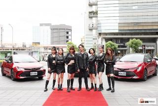 Toyota攜手Garena傳說對決、三立打造「全明星電競女神戰隊」。