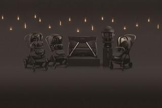 嬰童精品Nuna 2021【Riveted 尊爵銅】 系列輕奢上市。(圖:品牌提供)