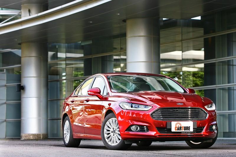 新世代Mondeo究竟好不好看?任何對於汽車擁有美感的人應該都回答得出來。