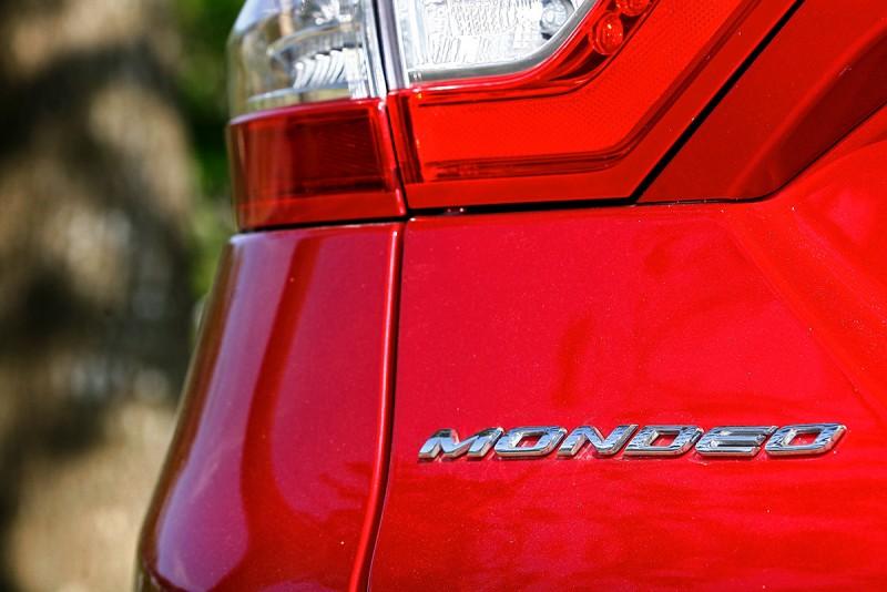 Mondeo這個字,就代表著當代Ford的工藝精髓。