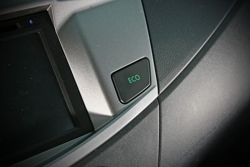 現在所流行的Eco模式也在新Zinger上頭得見。