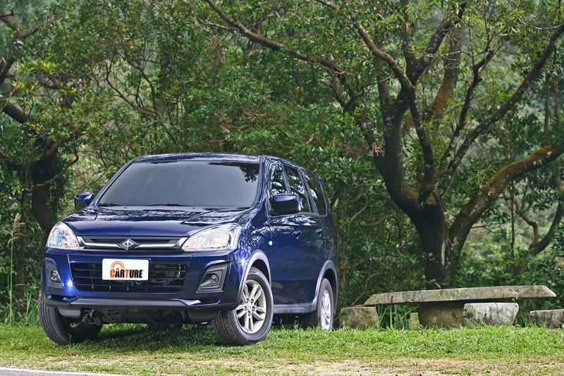 放眼台灣車壇,還有幾款同價位產品可以獲得更棒的空間?