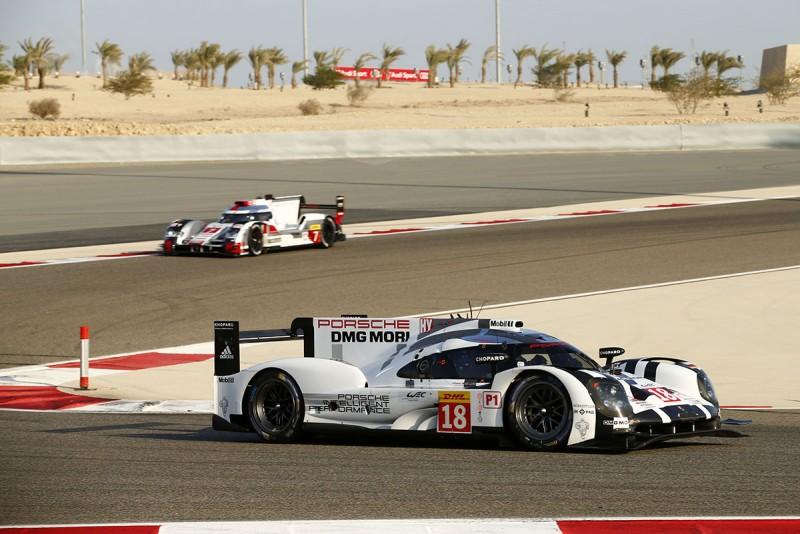 2016 WEC世界耐力錦標賽LMP1組別Porsche派出兩輛919 Hybrid應戰