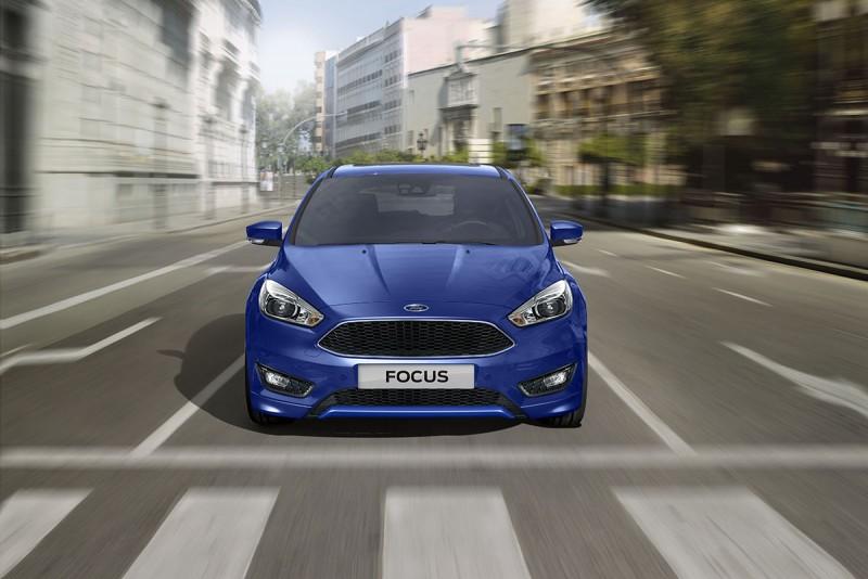 於今年10月中新上市的Ford Focus將亮相台北車展。
