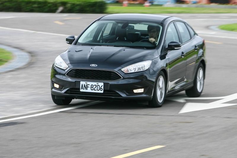 獲得操控王寶座的,還是一向以操控見長的Ford Focus。