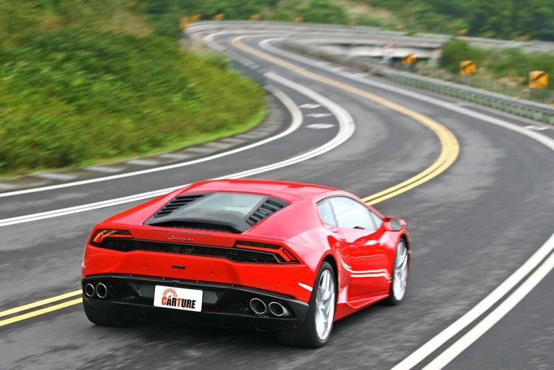 奔馳,當然是Lamborghini Huracan LP610-4的本命。