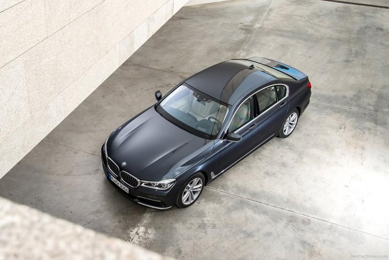 就連BMW 7 Series這樣的頂級豪旗艦,也具備柴油動力車款供選擇。