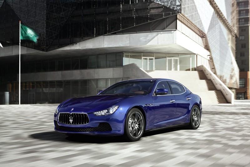 就連與Ferrari淵源深厚的Maserati,旗下最新跑房車Ghibli也擁有柴油引擎可選。