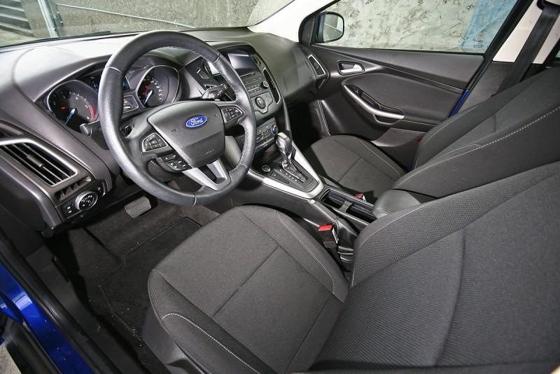 中控台以更簡潔的鋪陳以及時尚筆觸,流露德系車向來與人的良好車室質感。