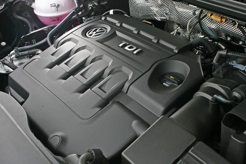 150匹馬力、34.7公斤米扭力並不算厲害,畢竟這具2.0升TDI柴油引擎是以節能與實用為設計出發點。