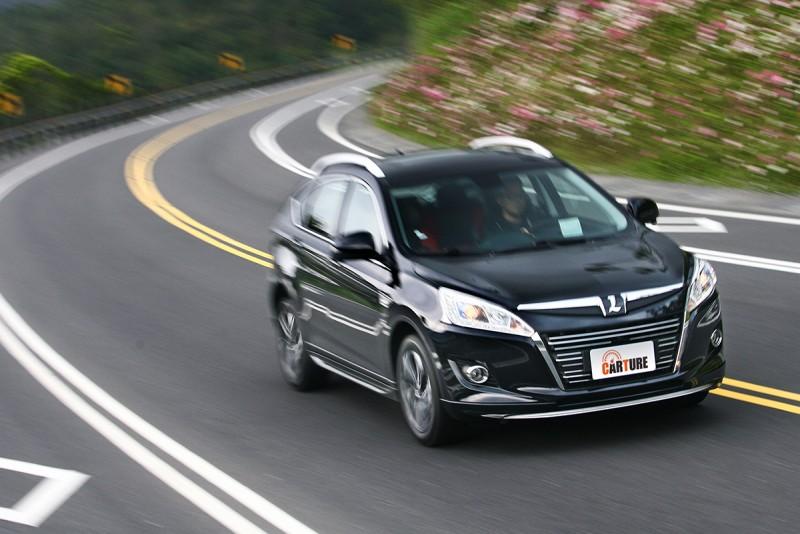 彎中流暢犀利的反應,向來是U6 Turbo Eco Hyper的強項之一。