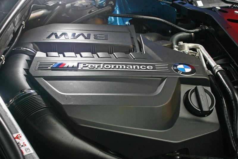 3.0升值六六缸渦輪增壓引擎可輸出360匹最大馬力。