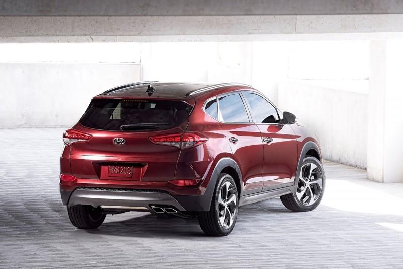 即將於五月發表上市的全新世代Hyundai Tucson,也是一款相當富跑格的中小型SUV產品。