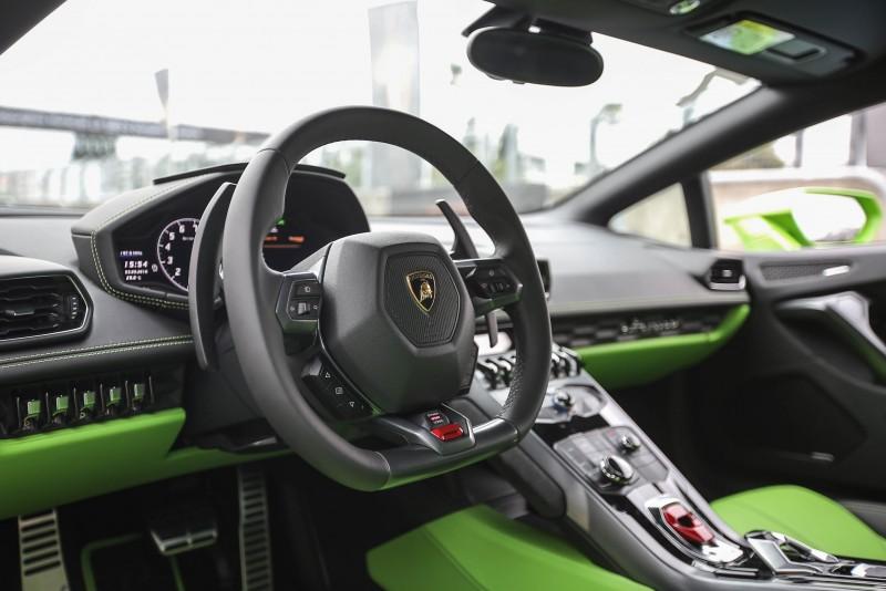 ANIMA動態設定模式設置於方向盤6點鐘方向,提供Strada、Sport、Corsa三種模式選擇。