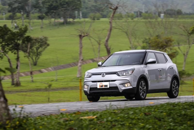 撇除操控質感與隔音表現尚有進步空間,對應台灣道路的行路舒適性,Tivoli是值得稱許的。