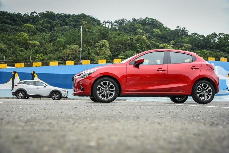 除了造型相似,Mazda2與CX-3還有什麼相同與不同處?