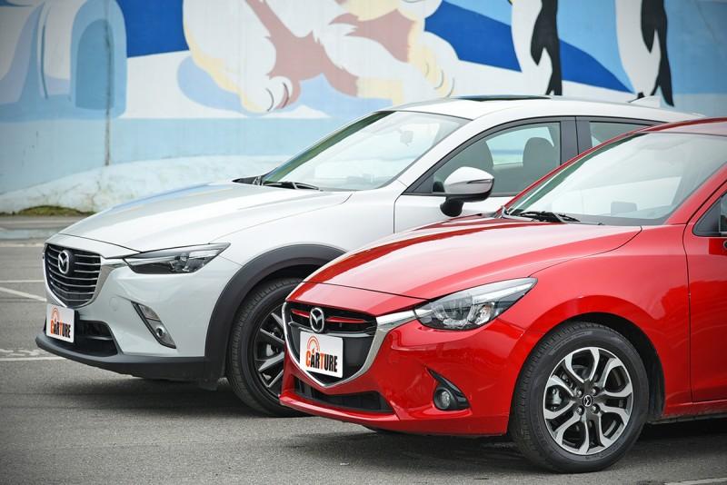 兩輛車其實一點也不難抉擇,不如這麼說,就用風格決定態度吧!