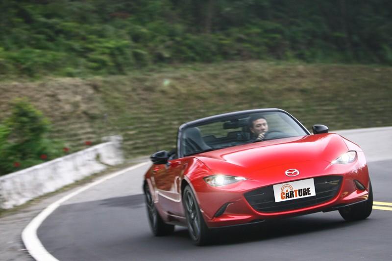 就動態表現與樂趣而言Mazda MX-5實在無懈可擊。