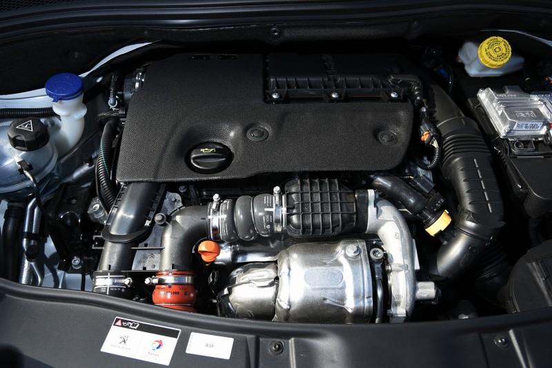 汽柴油共有3款動力8種輸出可供選擇,屆時應該會與308配置相同