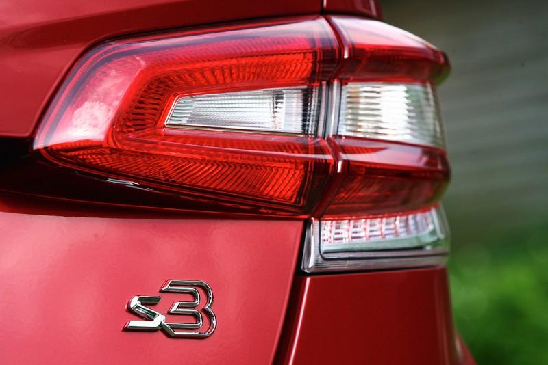 為什麼這次Luxgen S3車名如此清爽簡單,那是因為沒有渦輪增壓當然不能叫做Turbo,後頭也就沒有Eco hyper可以冠名。