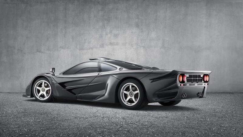 McLaren F1 GT。