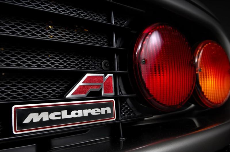 McLaren F1,24歲生日快樂。