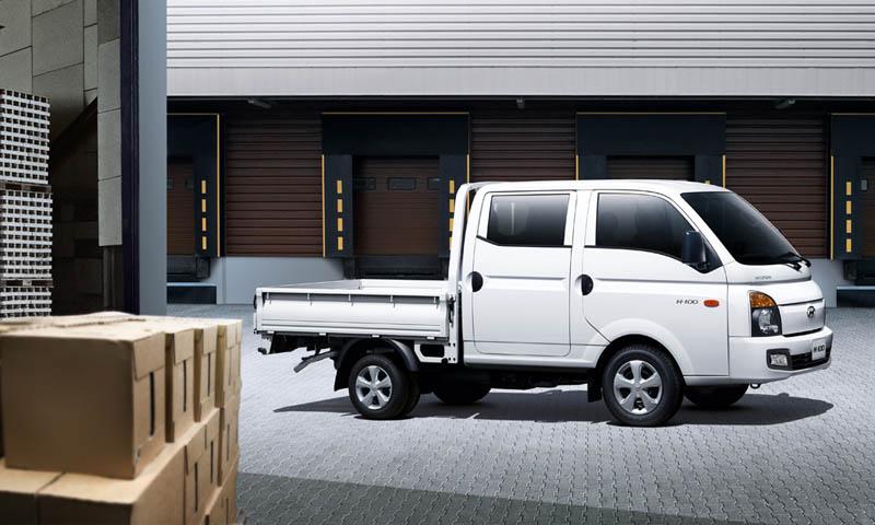 在相關法令陸續修訂後,Hyundai將會強化Porter車系之車型陣容,預計還會再引進長軸版與具有雙排座位的DOUBLE Cab車型,以及自排車型,以滿足市場需求。