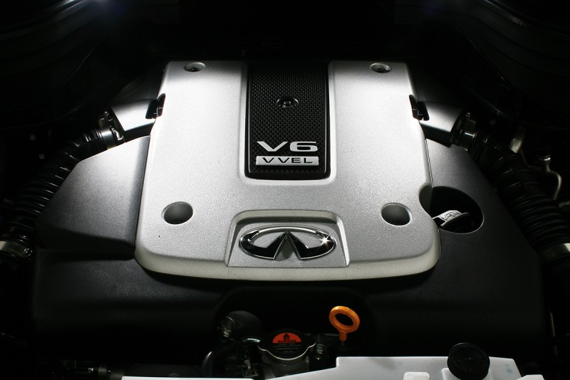 VQ37也堪稱21世紀初一代名機了吧?