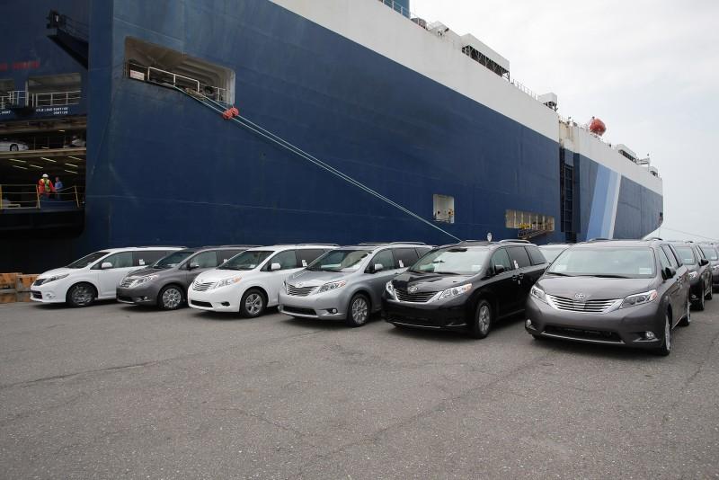 和泰汽車引進之進口Sienna車型為美國印第安納工廠組裝後直接出口全新車輛。