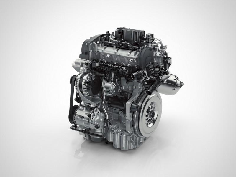 全新設計三缸汽油引擎(規格未明)