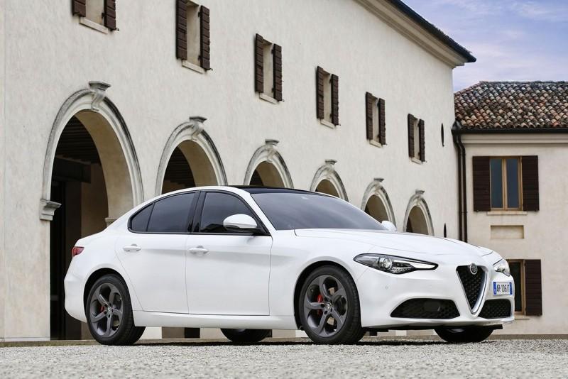 Giulia是Alfa Romeo目前最寄予厚望的中型房車力作