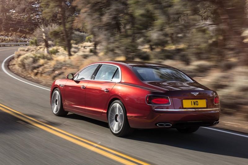 不管Continental GT V8或是Flying Spur V8,有錢成這樣一定要弄台來代步的。