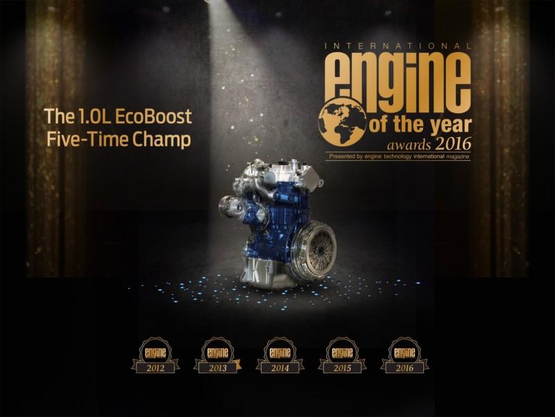 FORD EcoBoost引擎科技榮獲多項國際大獎肯定,其成功秘訣在於「軟硬兼施」,以輕量高剛性材料輔以精準的軟體控制,達成大馬力、低油耗的絕佳表現。