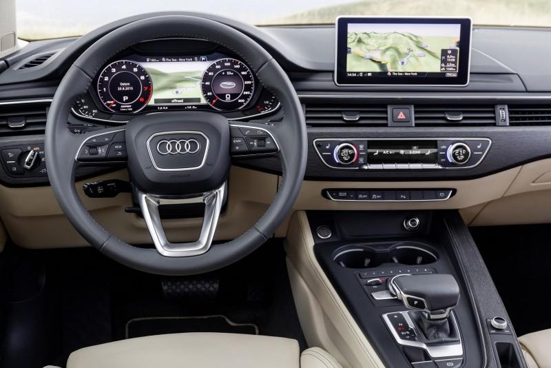 獨一無二的12.3吋Audi Virtual Cockpit全數位虛擬座艙,更讓駕駛者得以近距離體驗最先進而強大的移動資訊平台。
