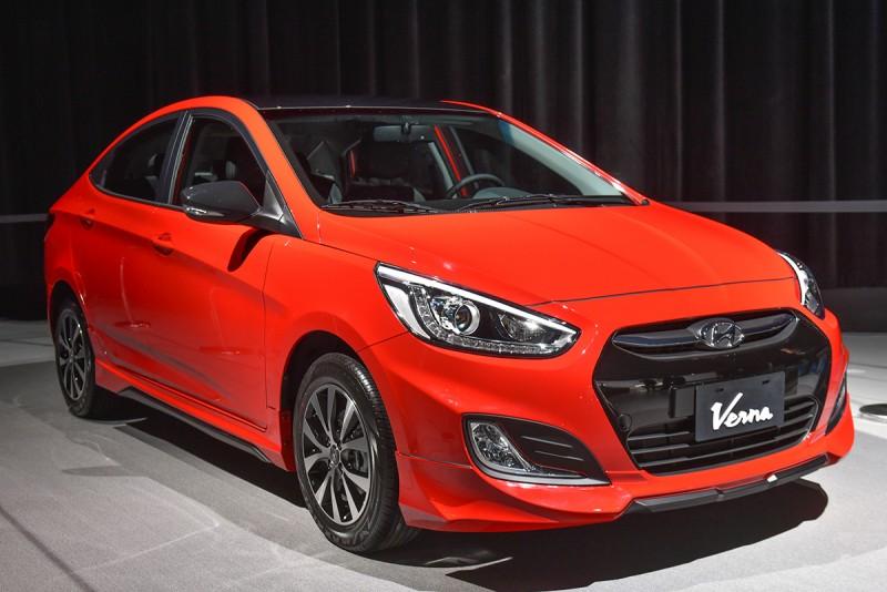目前新同學中還有Hyundai Verna銷售成績尚待努力,以其不弱的產品競爭力,理應仍有行銷上的努力空間。