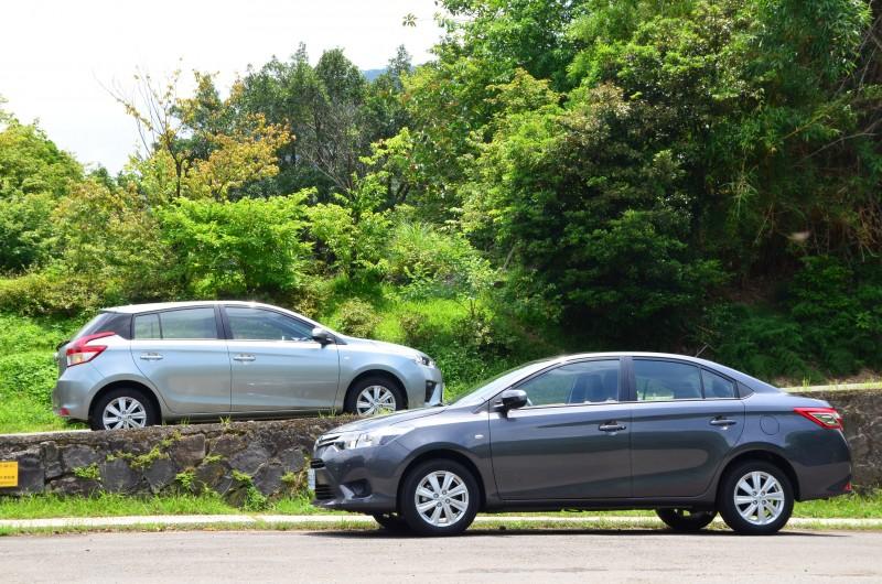 近年來Toyota Vios/Yaris幾乎隻手遮天小型車市場,特別是Vios全無對手可出其右。