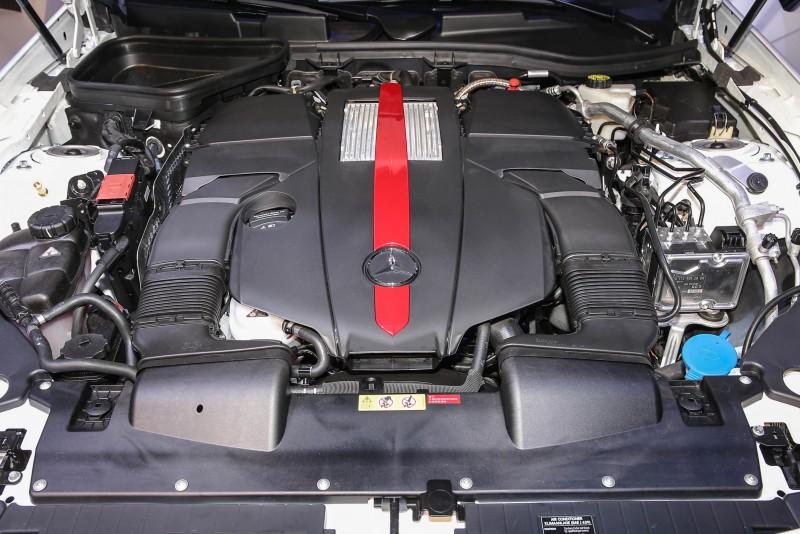 搭載3.0升V6 Biturbo雙渦輪增壓引擎,可榨出驚人的367hp/520Nm動能。