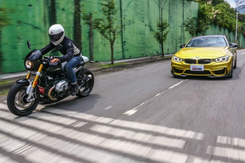 身為BMW的改裝職人與達人,AC Schnitzer於四輪與兩輪領域皆有高度成就。