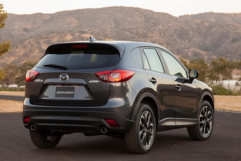 現行CX-5其實還相當新穎,但Mazda已迫不及待準備為其發表大改款新車了。