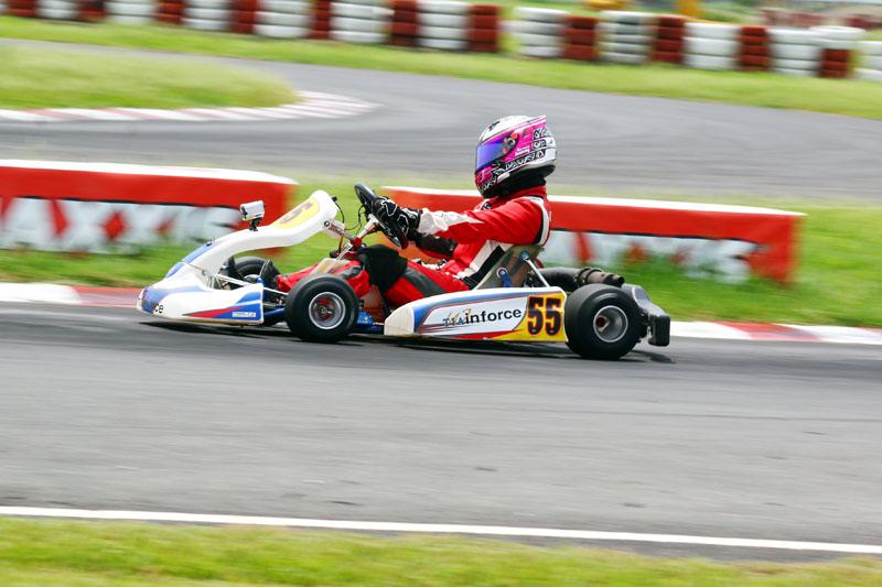 本身在香港也有IEMA X30參賽經驗的梁麗嫻第一次駕駛Yamaha SL賽車,對於其特性仍未完全適應,同時跑習慣高速賽道的她,對K1賽車場的低速彎攻略感到相當頭痛,卻也因此得到寶貴經驗。